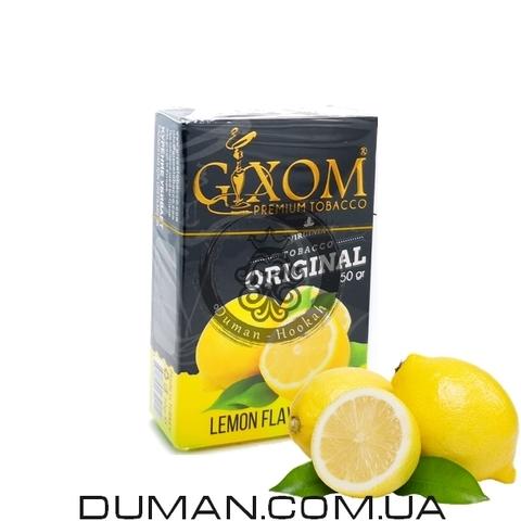 Табак Gixom Lemon (Гиксом Лимон)