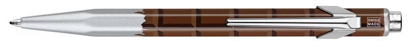 Carandache Office Essentialy Swiss - Chocolate, шариковая ручка, M, подарочная коробка