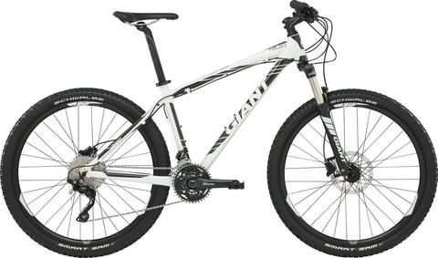 Giant Talon 27.5 1 LTD (2016) белый