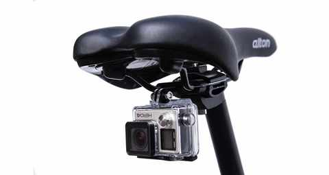 Крепление под седло велосипеда GoPro Pro Seat Rail Mount под седлом