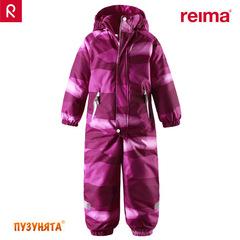 Зимний комбинезон ReimaTyyni 520156-4839 berry pink