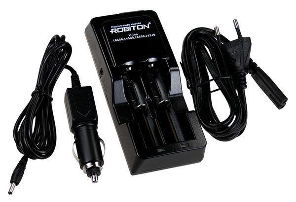 зарядное устройство Robiton Li500-2
