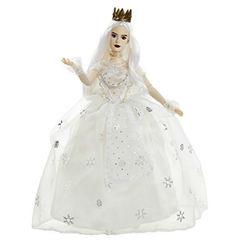Классическая Кукла Белая Королева Мирана - Алиса в Зазеркалье, Jakks Pacific