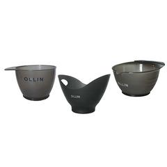 миска(чаша) для окрашивания чёрная