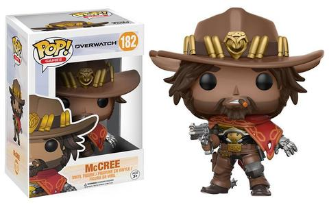 Фигурка Funko POP! Vinyl: Games: Overwatch: McCree 13087