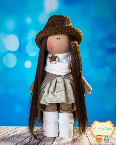 Кукла Сильвия из коллекции - Fairy doll