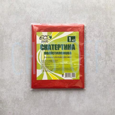 Скатерть полиэтиленовая Eco Pack