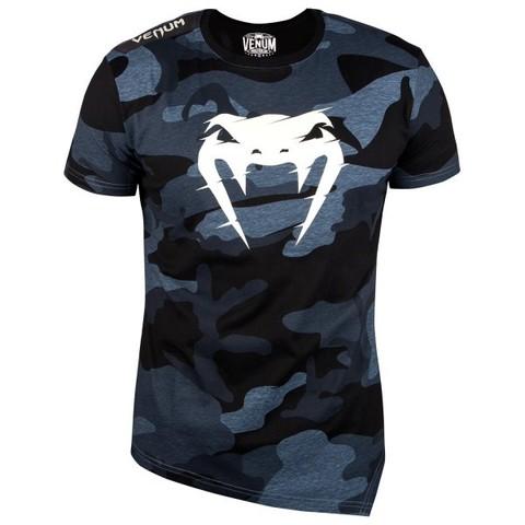 Футболка Venum Interference 2.0 Tshirt Dark Camo