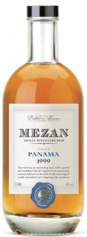 Ром Мезан Панама 1999 0,7л