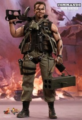 Commando — Movie Masterpiece 1/6 Scale John Matrix