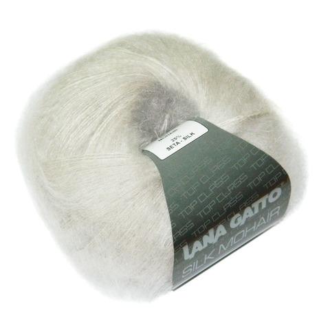 Купить Пряжа Lana Gatto Silk Mohair Код цвета 6039 | Интернет-магазин пряжи «Пряха»