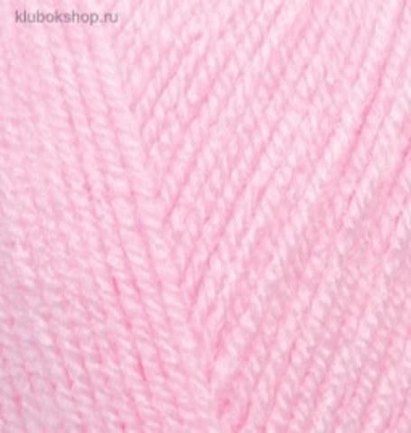 Alize Sekerim BEBE 191 Розовый - фото