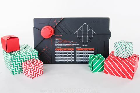 Доска для изготовления коробочек Punch Boards. -Черный цвет