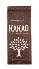 Какао-крупка, Royal Forest, (натуральная, слабо обжаренная) 200 г.
