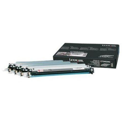 Мульти фотобарабан для принтеров Lexmark c73x/x73x. Ресурс 20000 стр (C734X24G)
