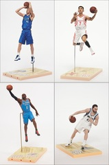 Баскетболисты фигурки NBA серия 21