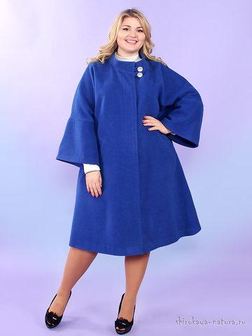 Кашемировое пальто Делани