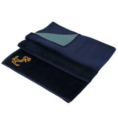 Полотенце пляжное 100х180 Casual Avenue Florid бирюза/синее