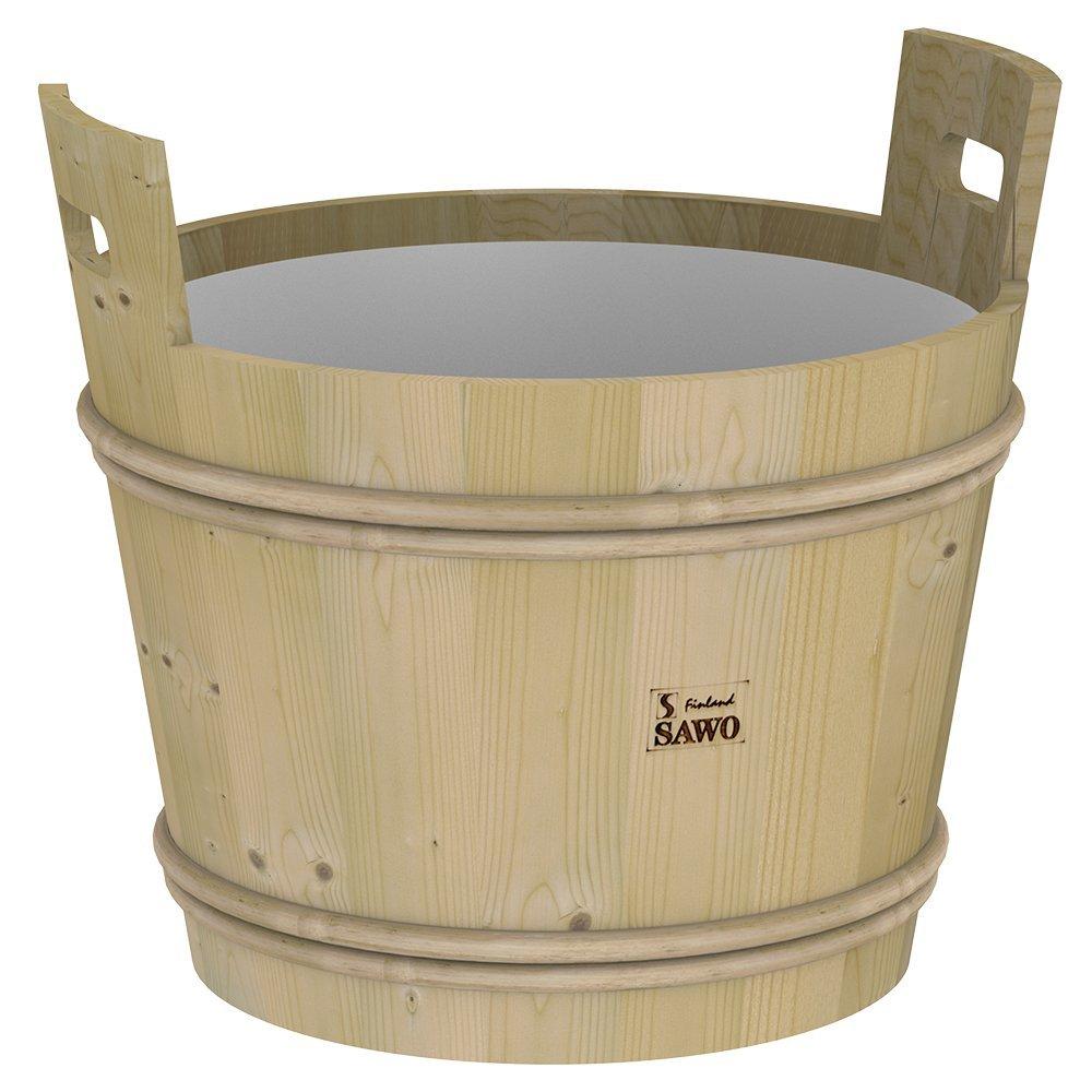 Ведра и кадушки: Запарник SAWO 392-P (40 литров, с пластиковой вставкой)