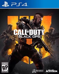 Sony PS4 Call of Duty: Black Ops 4 (русская версия)