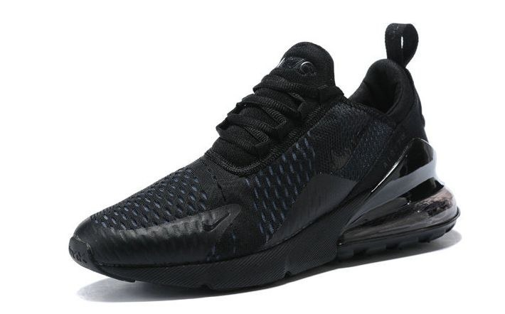 Nike Air Max 270 (All Black) (001)