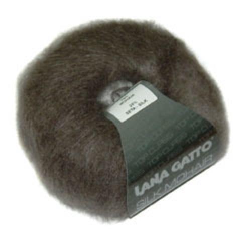 Купить Пряжа Lana Gatto Silk Mohair Код цвета 6030 | Интернет-магазин пряжи «Пряха»
