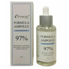 Esthetic House Formula Ampoule Hyaluronic Acid - Сыворотка для лица с гиалуроном