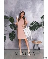 Платье-кокон Minova 562н-1