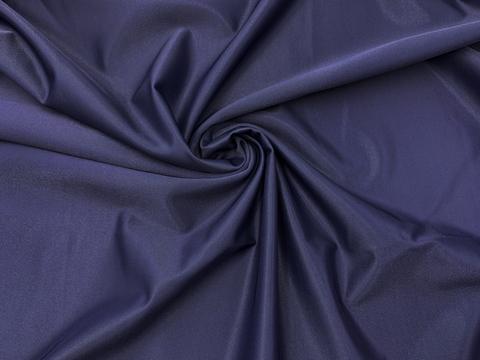 Ткань бельевая утягивающая, темно-синяя