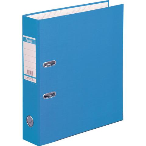 Папка с арочн.мех.BANTEX ECONOMY PLUS, 80мм, голубой
