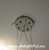 Светодиодная люстра 15-10 ( by Elite LED light )