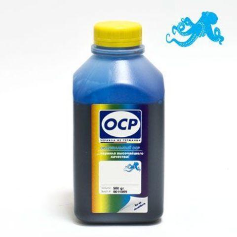 Чернила OCP С760 Cyan для картриджей HP 28/57, 500 мл