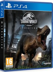 Sony PS4  Jurassic World Evolution (русская версия)