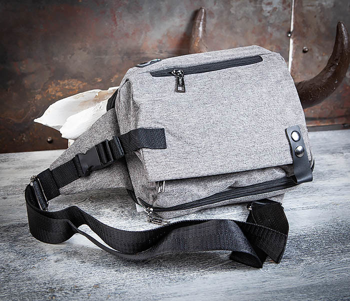 BAG456-3 Рюкзак сумка с одной лямкой через плечо фото 11