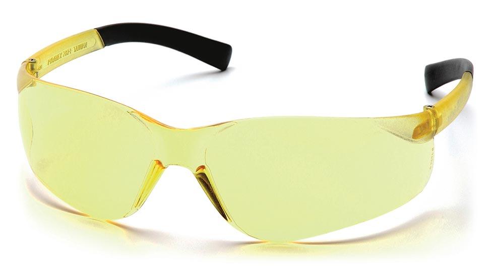 Очки баллистические стрелковые Pyramex Ztek PYS2530SDP беруши в комплекте прозрачные 89%