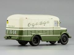 PAZ-661 Van Clothing 1956 DIP 1:43