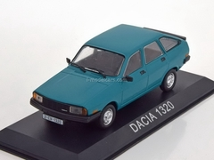Dacia 1320 green 1:43 DeAgostini Masini de legenda #49