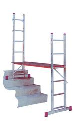 Малые лестничные подмости 2х6, раб. высота 3 и 3,75 м