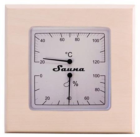 Термометры и гигрометры: Термогигрометр SAWO 225-THA (квадратный) термометры и гигрометры термометр sawo 175 тр