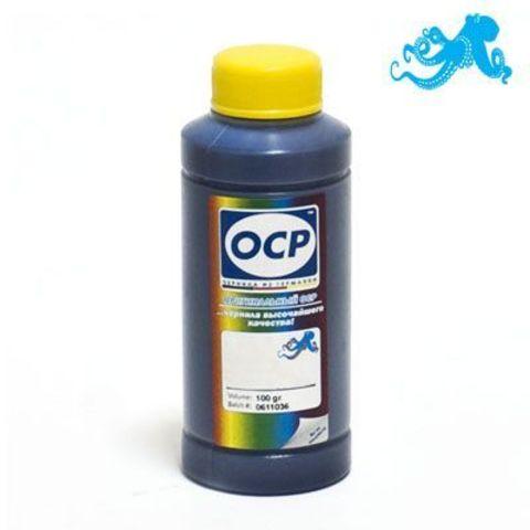 Чернила водные голубые OCP C9142 для HP 72 - 100 мл