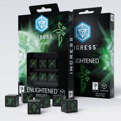 Ingress Enlightened 6D6 Dice (6)