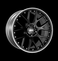 Диск колесный BBS CH-R II 10x21 5x120.0x82.0 ET38.0 satin black