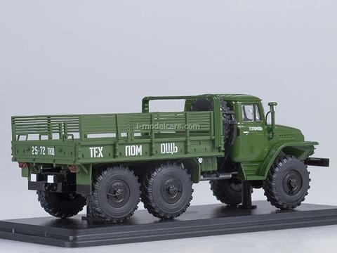Ural-375D board khaki 1:43 Start Scale Models (SSM)