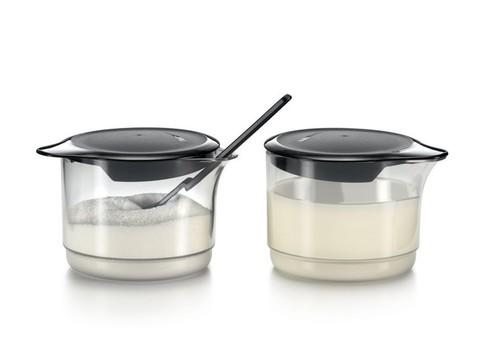 Сливочник и  Сахарница (250 мл) tupperware