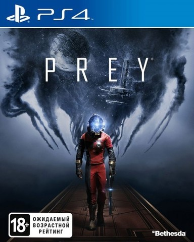 Sony PS4 Prey (русская версия)