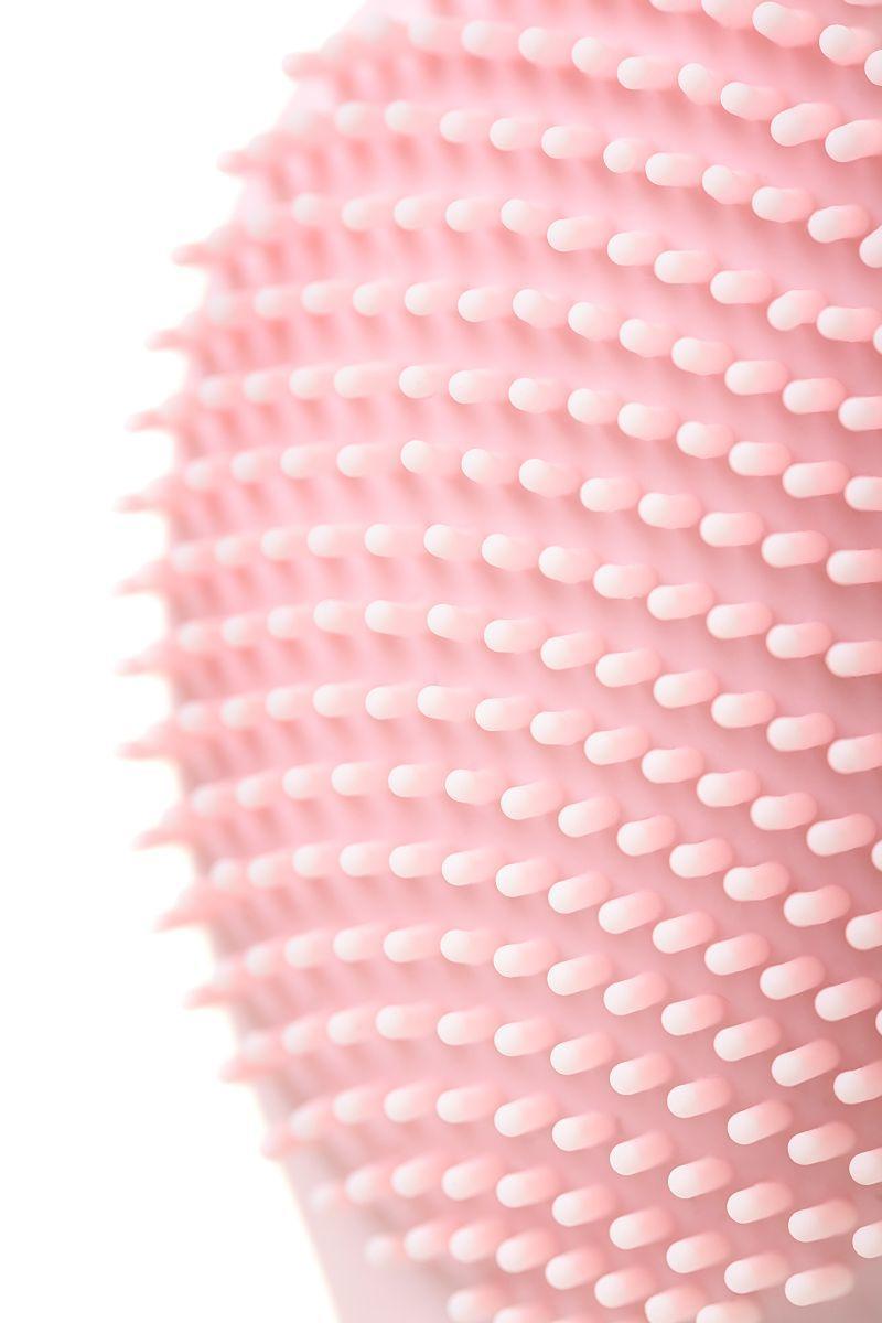 Розовый силиконовый массажер для лица Yovee Gummy Peach