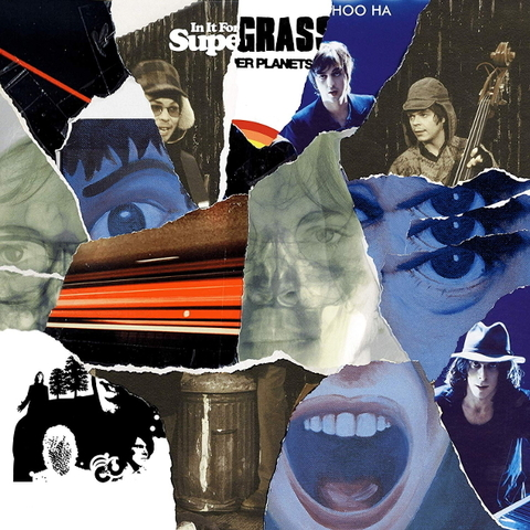 Supergrass ‎/ The Strange Ones 1994-2008 (2LP)