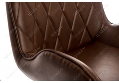 Winston CColl T-860-1 brown leather