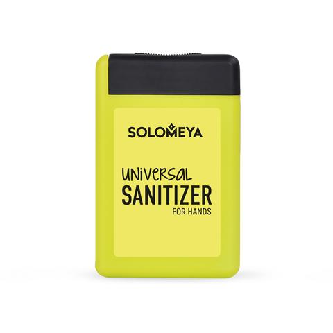 SOLOMEYA | Универсальное антибактериальное средство для рук