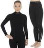 Женский комплект термобелья Brubeck Wool Merino (LS11930-LE11130) черный